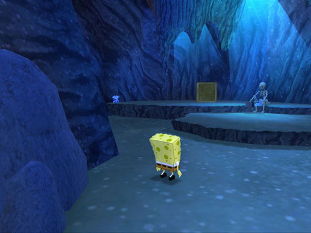 Spongebob Lonely